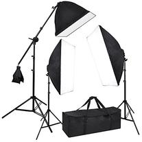 Photograpy 20x28 Softbox Boom Arm Stand Continuous Lighting