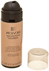 Revlon Photoready Airbrush Mousse Makeup, Rich Ginger, 1.4