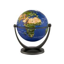 Stella Nova Physical Earth Swivel and Tilt Globe, 4-Inch