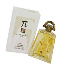 PI by Givenchy After Shave Lotion 3.4 oz for Men