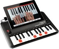 ION Audio PIANO APPRENTICE 25-note Lighted Keyboard for iPad