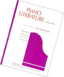 Piano Literature: Baroque - Classical - Romantic -