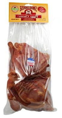 SMOKEHOUSE TREATS Smokehouse 100-Percent Natural Pig Ears