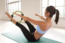 Gaiam Pilates Toning Ring Kit