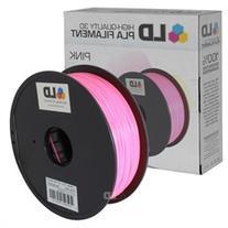 LD © Pink 1.75mm PLA 3D Printer Filament