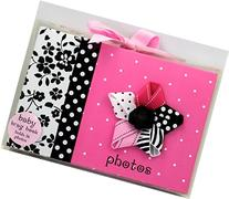 Baby Essentials Pink Polka Dot 'Memories' Photo Brag Book