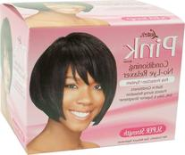 Luster's Pink Conditioning No Lye Relaxer Super Strength