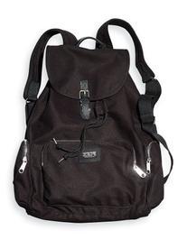 Victoria's Secret Pink School Canvas Handbag Backpack Book