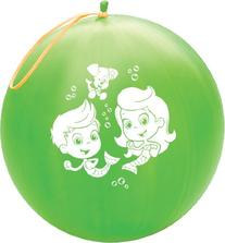 Pioneer National Latex Bubble Guppies Punch Balls, Set of 6