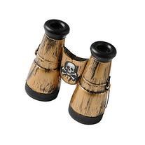 Children's Pirate Captain Toy Binoculars Plastic Novelty
