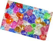 Pirate Jewels and Gems Ice Rocks, 50 pieces Assorted 10