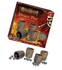 Pirates of the Caibbean Pirates Dice By USAopoly