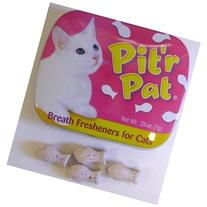 Pit'r Pat Liver Flavored Cat Breath Fresheners, 0.43 Ounce