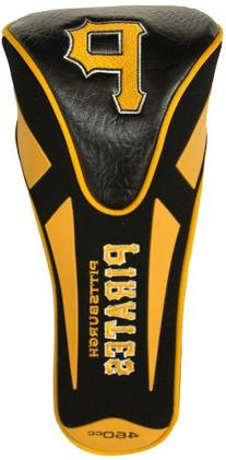 MLB Pittsburgh Pirates Single Apex Head Cover, Black