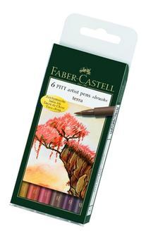 PITT Faber-Castell Artist Brush Pens