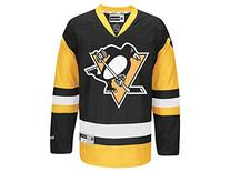 Pittsburgh Penguins Black Alternate Premier Third Jersey,