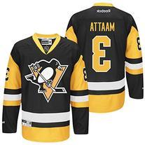 Pittsburgh Penguins #3 Olli Maatta Black Alternate Premier