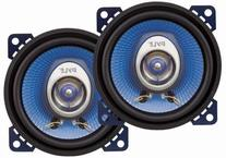 Pyle PL42BL 4-Inch 180-Watt Two-Way Speakers
