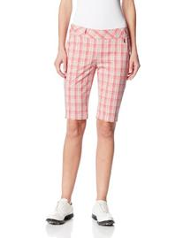 Sport Haley Women's Plaid Shorts, Multi, 10