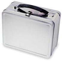 Plain Metal Lunch Box