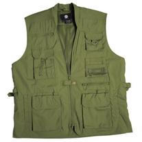 Plainclothes Olive Drab Concealed Carry Vest, Large