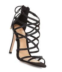 Lipsy Plaited Strappy Sandals