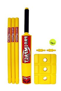 Pro Impact Plastic Beach Cricket Set Size 5