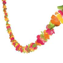 Fun Express Plastic Lei Garland