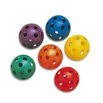 Plastic Softballs Prism Pack of 6