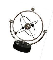 Plastic Tellurian Newtons Cradle Ball Pendulum Balance