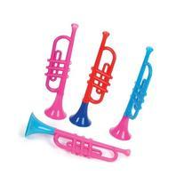 Kids Plastic Trumpets