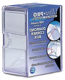 UltraPro 100ct. Plastic Box w/Diamond Corners