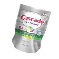 Cascade Platinum ActionPacs, Lemon Burst Scent, 23 Count