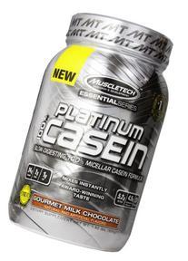 MuscleTech Platinum 100% Casein, Slow-Digesting 100%