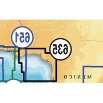 Navionics Platinum+ SD 635 West Gulf of Mexico Nautical