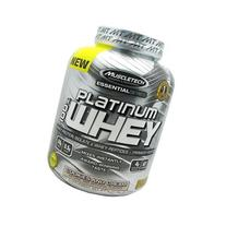 MuscleTech Platinum 100% Whey Protein Powder,  Cookies and