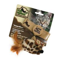 Play 'n Squeak Scamper Mouse Cat Toy