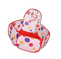 DOLAIMI Kids Children Play Tent Playpen Ball Pit Pool with