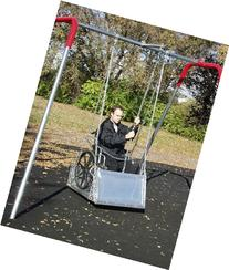 Sport Play 382-403H Wheelchair Swing Frame only- To fro