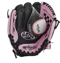 Rawlings Players Series 9-inch Youth Baseball Glove, Right-