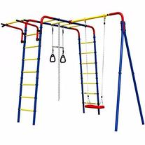 Outdoor Playground Backyard Set for Kids Funny-lawn