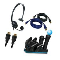 PlayStation 3 5-In-1 Starter Kit