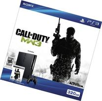 Playstation 3 320GB HW Bundle - Call of Duty: Modern Warfare