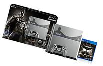 PlayStation 4 500GB Console - Batman Arkham Knight Bundle
