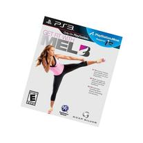 New Sony Playstation Get Fit With Mel B Move Excellent