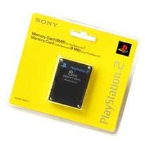 PlayStation 2 8MB Memory Card