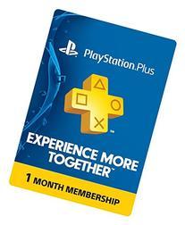 PlayStation Plus 1 Month Membership - PS3 / PS4 / PS Vita