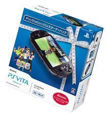 Playstation Vita 3g/wi-fi model Crystal Black Starter Pack