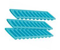 Progressive Housewares PLIS-4 Blue Icy Bottle Stick Trays 3