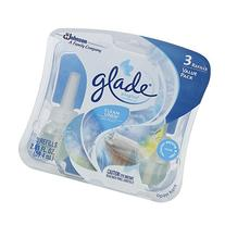 Glade PlugIns Scented Oil Air Freshener Refill, Clean Linen